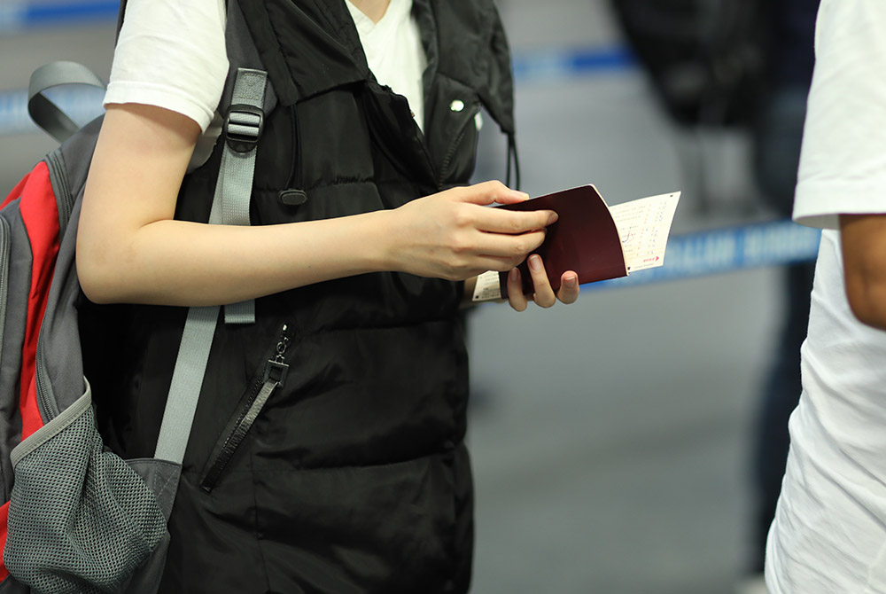Visa scams